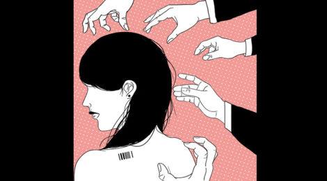 Contra la violencia de la mujer mexicana