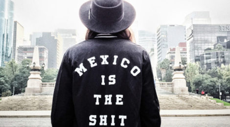 MEXICO IS THE SHIT, la chamarra con orgullo mexicano