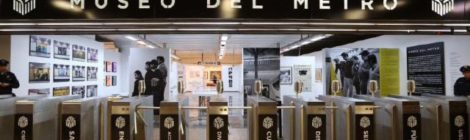 Museo del Metro de la #CDMX