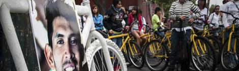 La ciudad de las bicis fantasma