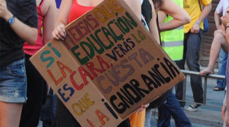 Ignorancia y analfabetismo: mexicanos que no saben a dónde van