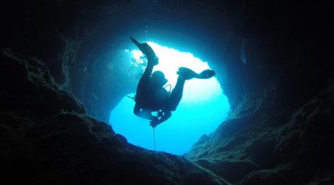 Crónica del Cenote Azul