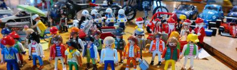 Vamos a jugar al Playmobil