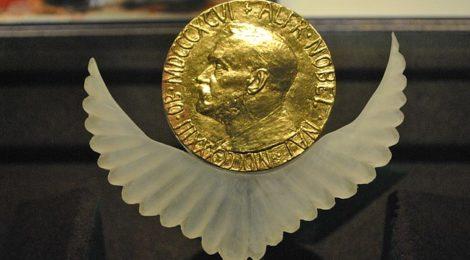 Mexicano nominado al Nobel de la Paz