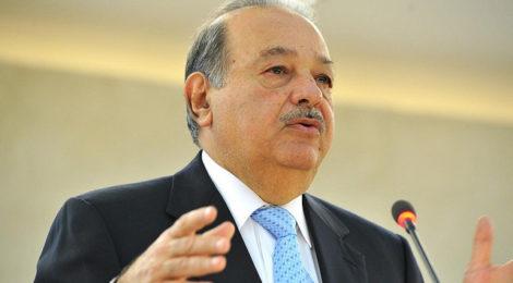 Dice Carlos Slim que trabajes más porque no alcanza…
