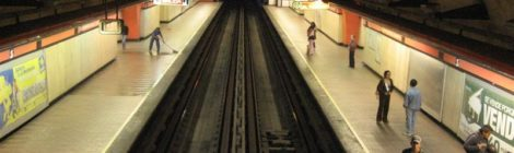 ¡Cuidado con el Metro!, ¡va a explotar!