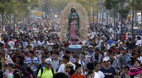 La fe de los mexicanos es ciega y pobre