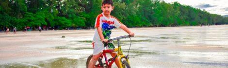 El niño de los castillos de arena y otras miserias de México