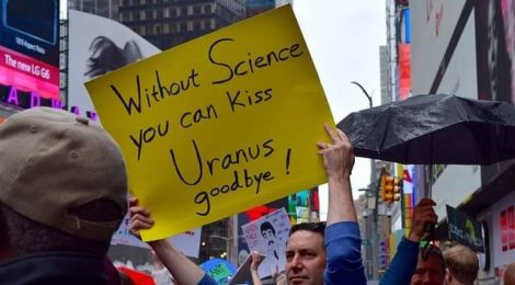 ¿Por qué hay que marchar por la ciencia?