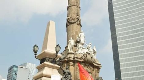 México también conmemora el orgullo LGBT