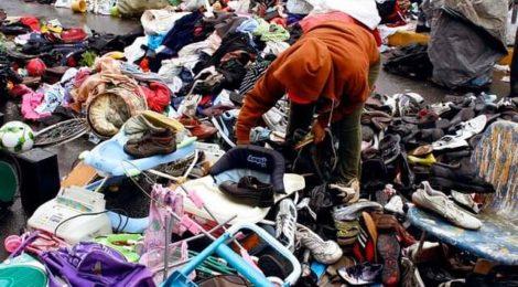 Mercados ambulantes, símbolo de desigualdad