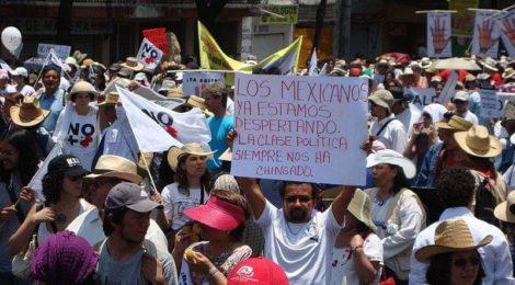 Mexicano, ¿por qué estás enojado?