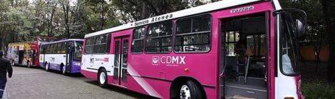 ¿Cómo es manejar el transporte público de la Ciudad de México?
