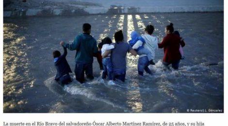 Los mexicanos son los peores con los migrantes