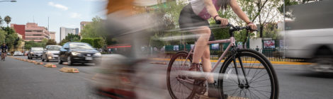 ¿Cuándo convivirán en paz autos y bicicletas en la CDMX?