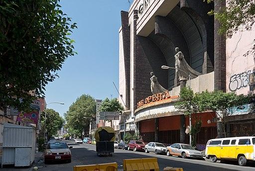 Colonia San Rafael, Ciudad de México
