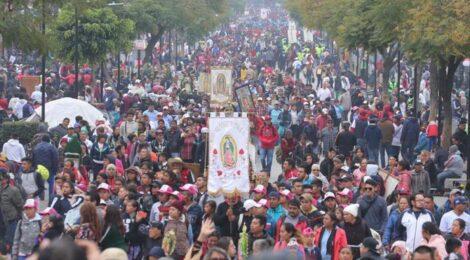 Estas son las grandes peregrinaciones de México
