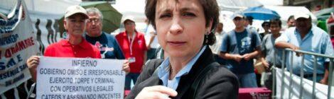 Acoso a mujeres periodistas en México