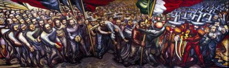 Hechos históricos en México acompañados de eventos naturales
