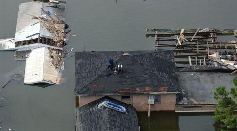 Cuando la CDMX vivió una inundación de 5 años