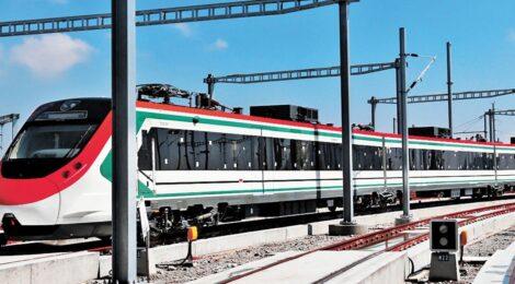 El nuevo tren que conectará a la CDMX y el EdoMex