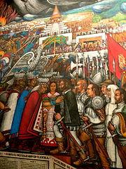 Los descendientes de personajes históricos de México