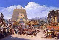 La educación de las civilizaciones antiguas de México